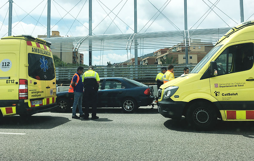 Accident Meridiana / DGM