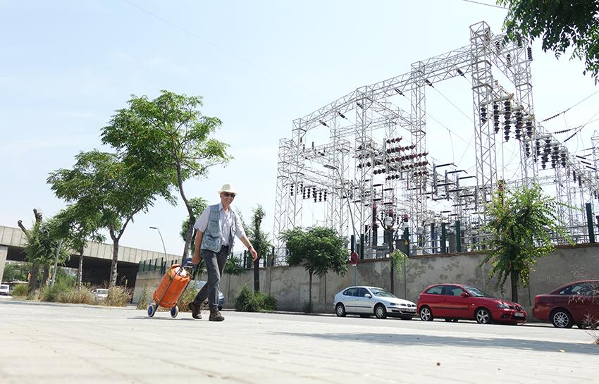 Subestació elèctrica de Sant Andreu / DGM