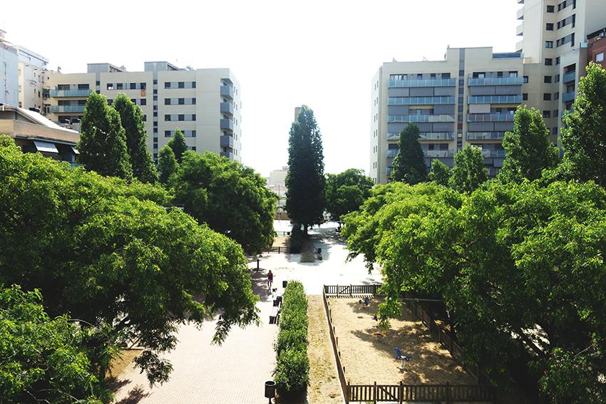 Plaça de Can Portabella / DGM