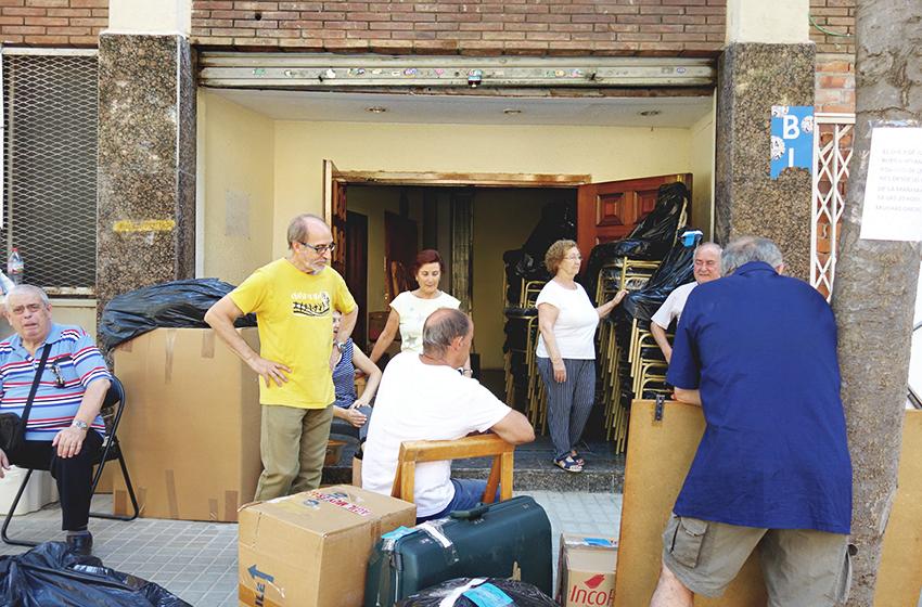 L'Hogar Centro Castellano-Leonés, a punt de tancar les seves portes / DGM